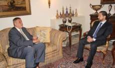 كرامي يطالب الحكومة بدعم الجامعة اللبنانية وإيجاد حل لملف الأساتذة المتعاقدين