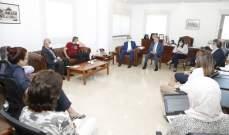 وزير الصحة دعا الى خطة طوارئ صحية تحاكي التحديات الإستثنائية الراهنة