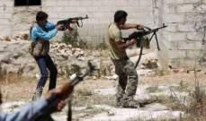 النشرة: مقتل رئيس مجلس مدينة الصنمين بريف درعا اثر إطلاق النار عليه من قبل مسلحين