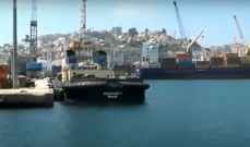 """سلطات الجزائر تنقل """"موادا خطيرة"""" بعيدا عن ميناء سكيكدة"""