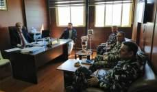 اجتماع في قائمقامية البقاع الغربي لمتابعة الاجراءات المتخذة لمكافحة كورونا