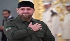 قديروف جدعا أذربيجان وارمينيا للتهدئة: لا داعي للبحث عن المتورط لدى الآخر