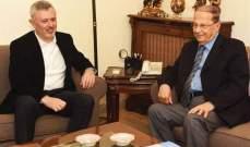 الديار:حزب الله يعمل لكي يكون لقاء عون وفرنجية الخميس بداية صفحة جديدة