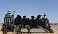 """انطلاق مناورات تمرين """"مخالب الصقر 4"""" بين القوات البرية السعودية والأميركية"""