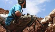 هيئة تحرير الشام تعدم 6 اشخاص رمياً بالرصاص بتهمة زرع عبوات ناسفة  شمال سوريا