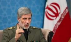 """حاتمي نفى أي دور لإيران بهجمات """"أرامكو"""": ردنا سيكون حاسما إذا اعتُدي علينا"""