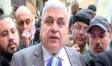 رئيس بلدية برج البراجنة: ارسلنا انذارات لإخلاء المباني والدولة مسؤولة