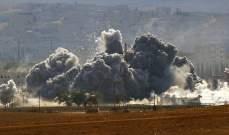 النشرة: اتفاع عدد الضحايا هجوم داعش في عين عرب إلى 207