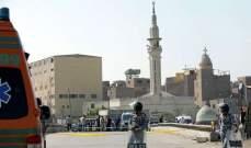 توقيف مواطن مصري اقتحم كنيسة وهاجم حراسها