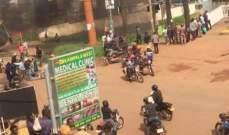 الشرطة في أوغندا: 28 قتيلاً خلال احتجاجات في البلاد
