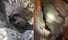 """تدمير 3 مخابئ تابعة لمنظمة """"بي كا كا"""" شرقي تركيا بإطار عملية """"أران-7"""""""