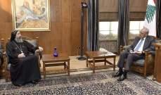 رئيس الطائفة القبطية في لبنان وسوريا: نتضرع الى الله ان يبارك السلام في قلوب كل الشعب