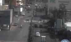 التحكم المروري: اعادة فتح السير محلة جسر الواطي بالاتجاهين