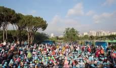 """""""اليونيسف"""" في لبنان أطلقت """"مهرجان حقوق الطفل"""" برعاية شبيب في حرج بيروت"""