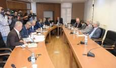 اجتماع للجنة الفرعية المكلفة درس اقتراح القانون الرامي إلى تنظيم زراعة القنب