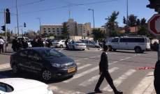 مستوطن اسرائيلي يدهس 4 أطفال فلسطينيين في بلدة سلوان بالقدس