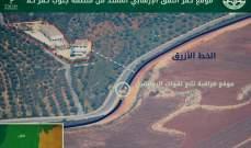 أدرعي ينشر صورا جديدة عن مصنع في كفركلا ينطلق منه نفق حزب الله الهجومي