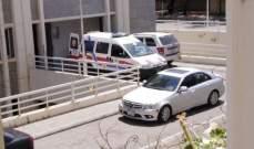 الدفاع المدني: نقل جثة سوري من عائشة بكار الى مستشفى بيروت الحكومي