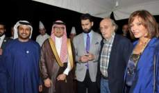 """فلسطين حاضرة دائماً في الشوف... والسعودية في قصر """"المير امين""""!"""