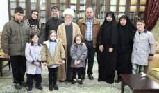 العلامة النابلسي: رسالة الإسلام تبحث عن رفع قيمة الإنسان