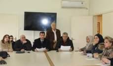 لقاء تنسيقي ببلدية صيدا تحضيرا لإطلاق مبادرة مساعدات جديدة لعائلات محتاجة بالمدينة