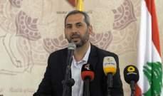 ايهاب حمادة: القانون الذي أقر افضل الممكن والانتخابات في موعدها