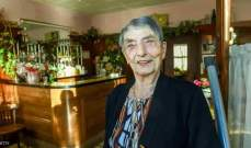 إمرأة فرنسية تكشف سر الصحة الجيدة بعد بلوغها المئة عام