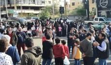اعتصام ومسيرة لاهالي موقوفي أحداث عبرا للمطالبة باطلاق سراح الاسير