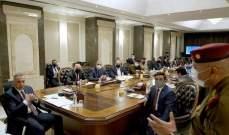 الكاظمي: لضرورة إبعاد الملف الأمني عن التأثيرات السياسية