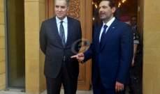 LBCI: مبادرة الحريري هي نفسها المبادرة التي طرحها ماكرونعلى الثنائي الشيعي