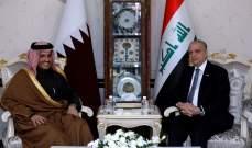 وزير خارجية قطر: المنطقة تمر بمرحلة متوترة جدا وعلى كل الدول السعي باتجاه التهدئة