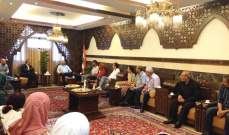 تجمع المؤسسات الاهلية في صيدا يلتقي محافظ الجنوب في السراي الحكومي