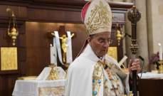 الراعي: الكنيسة تضع أراضيها بتصرف المجتمع لاستثمارها زراعيا