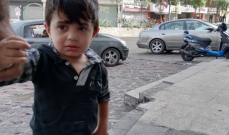 العثور على طفل ضائع قرب محلات حرقوص في الضاحية الجنوبية
