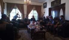 قائد القطاع الشرقي لقوات اليونيفيل جال في بلدة حاصبيا والتقى بعض الشخصيات