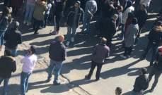 النشرة: توقيف عدد من المحتجين في سعدنايل بعد اعتدائهم على الجيش