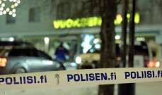 شرطة فنلندا: تأهب أمني بمطار هلسنكي ومحطات القطارات بعد حادثة الطعن