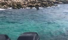 الدفاع المدني: إنقذا صياد مقابل شاطئ شكا