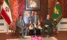 قائد الحرس الثوري: سنثأر بالتاكيد لدم سليماني من قتلته في الميدان