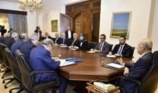 بري ترأس اجتماع كتلة التنمية والتحرير النيابية واستقبل السفير الجزائري