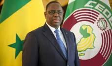 منظمة التحرير الفلسطينية: رئيس السنغال سيزور أراضي فلسطين العام الحالي