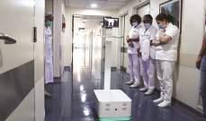 شركة سبيكسال: اختبار روبوت متنقل للمساهمة بالحد من انتشار فيروس كورونا