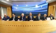 وزيرا العمل والشؤون زارا المجلس الاقتصادي وتناولا وضع العامل اللبناني والمنافسة غير المشروعة ضده
