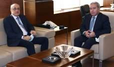 ابو شرف: الوضع بالنسبة الى جائحة كورونا في لبنان لا يبشر بالخير