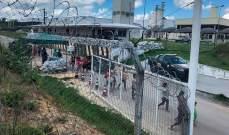 مقتل 15 شخصا في أحداث شغب في سجن بولاية أمازوناس شمالي البرازيل