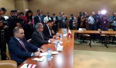 مبعوث روسيا لسوريا التقى مشرفيه: مؤتمر دمشق سيساهم بعودة المهجرين من لبنان