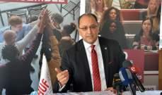خلبوس أعلن خطة الوكالة الجامعية للفرنكوفونية: مليون يورو مخصصة للجامعات المعرضة للضغوط القوية
