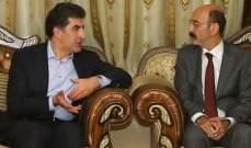رئيس إقليم كردستان أكد دعمه الكامل للإزيديين وخدمتهم
