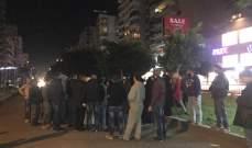 النشرة: فتح الطريق أمام منزل ريفي في طرابلس بعد قطعها لأكثر من ساعة