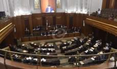 مجلس النواب أقر مشروع قانون الموافقة على إبرام معاهدة تجارة الأسلحة برفض من كتلة الوفاء للمقاومة وعدد من النواب